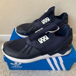 Robusto Malinconia Indebolire  adidas Shoes | Adidas Tubular Runner Blue Sz | Poshmark